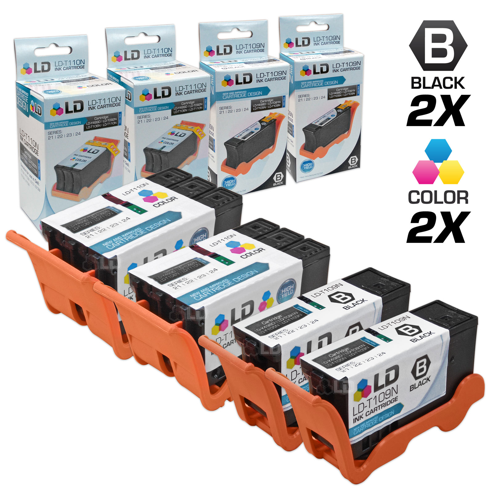 ReInkMe Remanufactured T702XL220 Cyan Ink Cartridge for Epson WF-3730 WF-3720