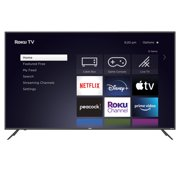 "RCA Roku, QLED 65"" Class 4K UHD Smart TV, RTRQ6522-US, Black"