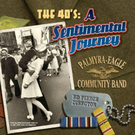 40s: A Sentimental Journey / Various (Sentimental Journey Cd)