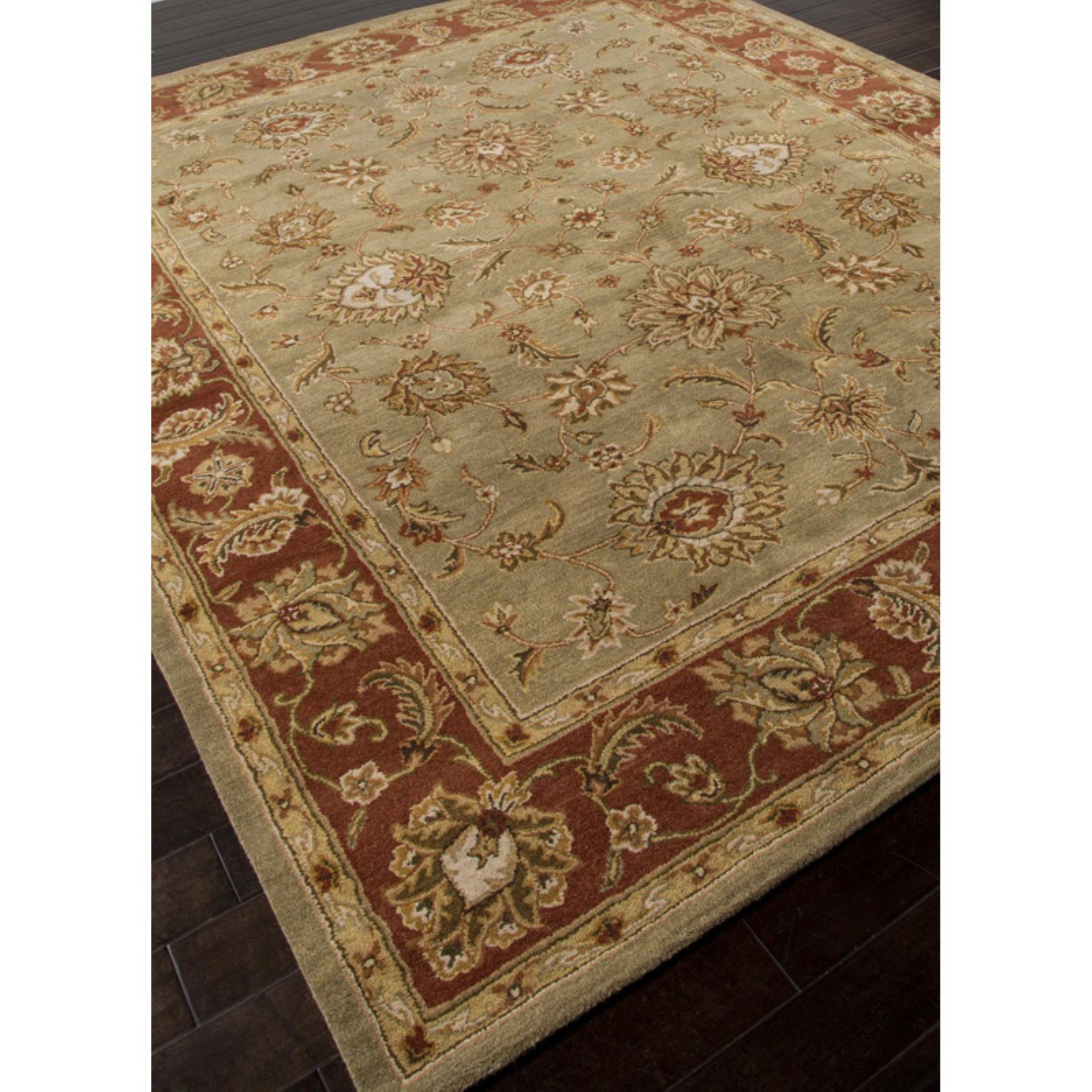 Jaipur Mythos Anthea Traditional Oriental Pattern Wool Tufted Rug