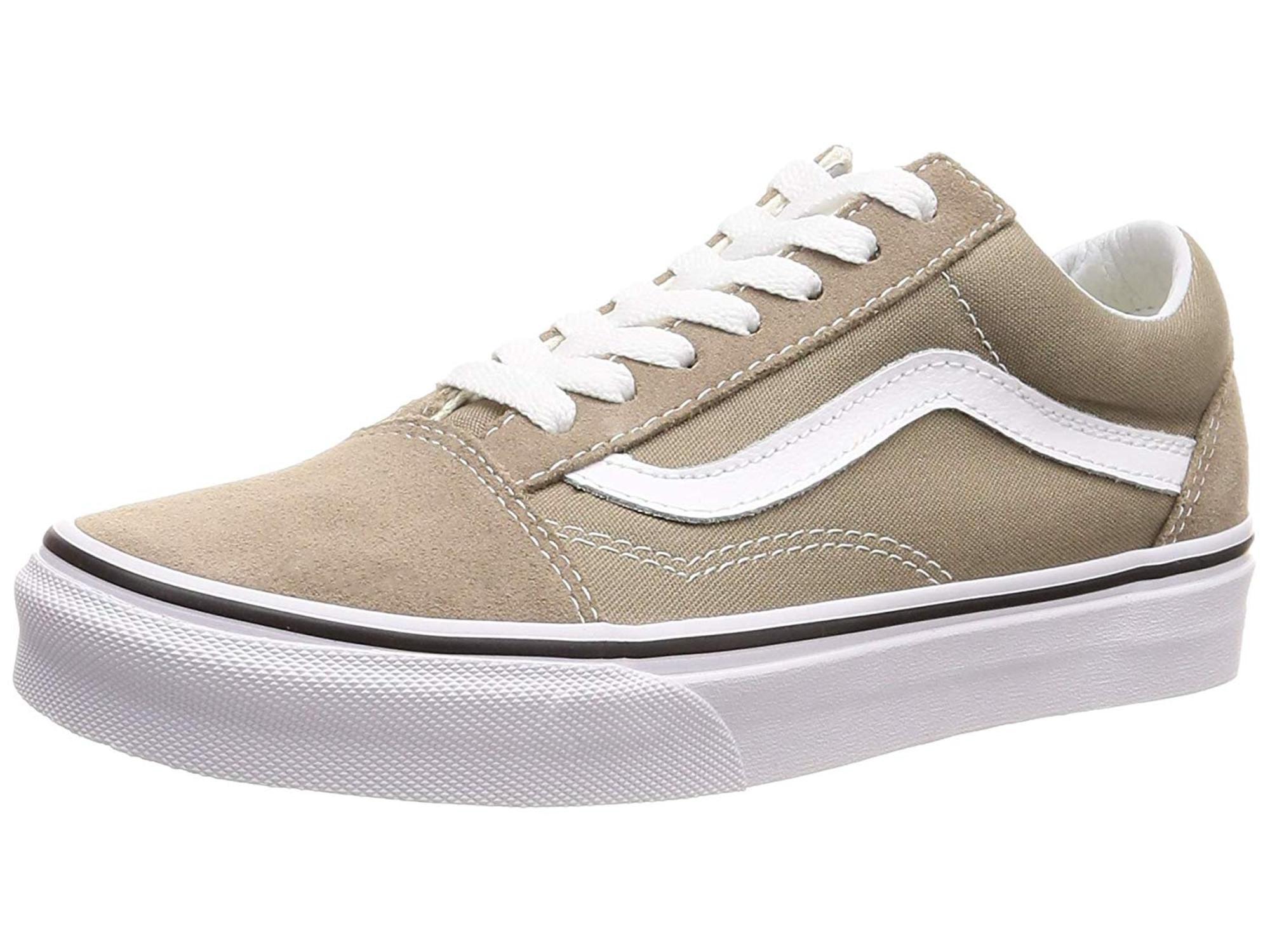 Vans Womens Old Skool Sneaker, Desert