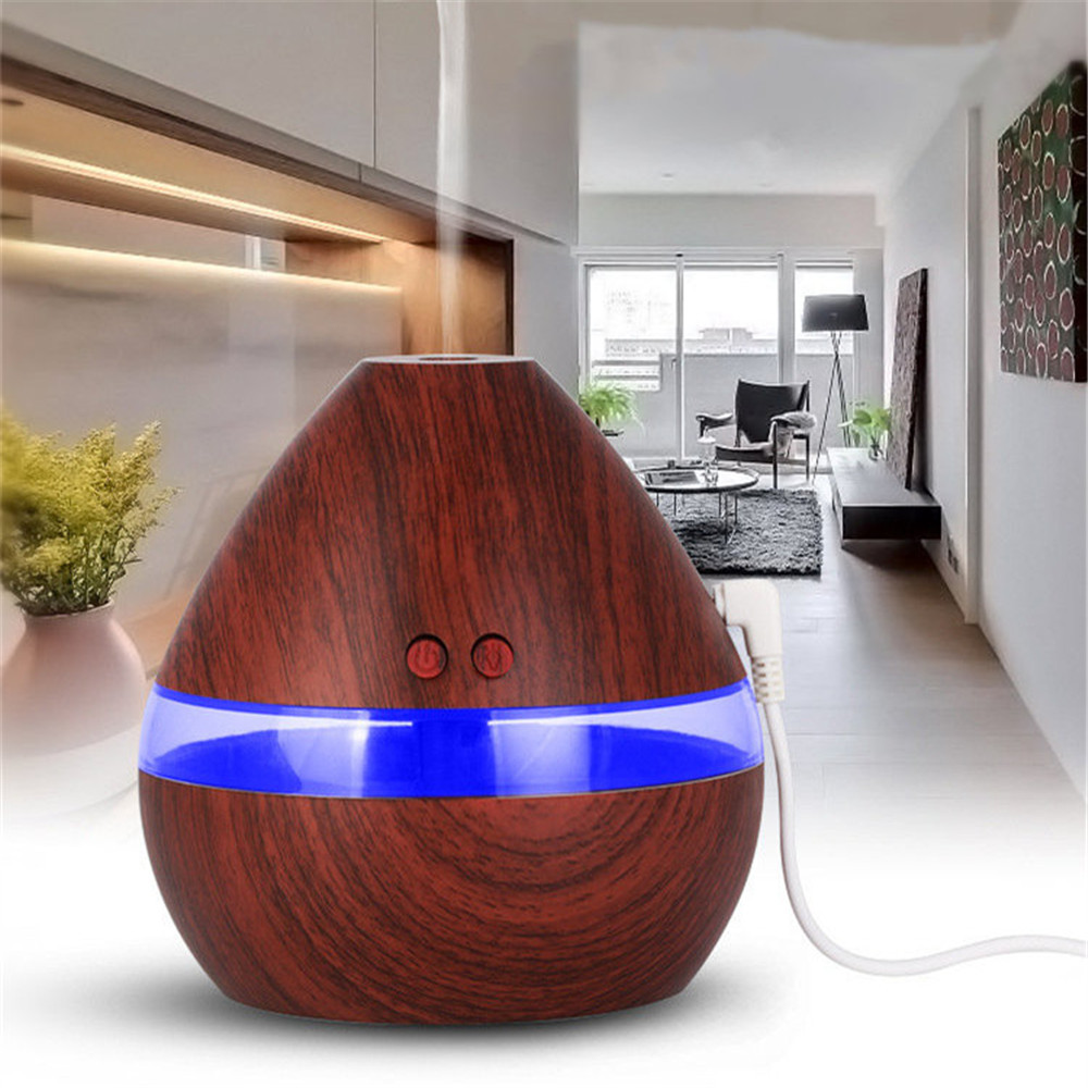 Air Purification Aroma Essential Oil Diffuser LED Aroma Aromatherapy Humidifier