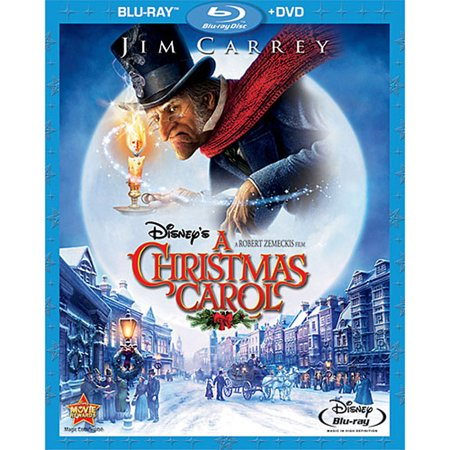 Disney's A Christmas Carol (Blu-ray + DVD) ()