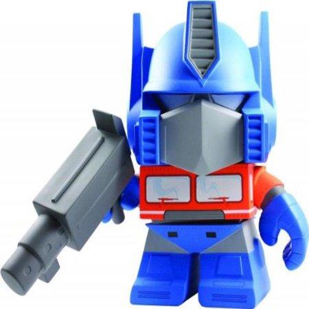 The Loyal Subjects Optimus Prime (OG Prime) Super Deformed Vinyl Figure,