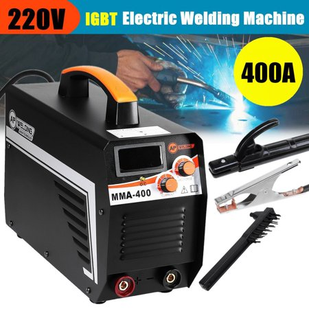 220V 400A MMA ARC DC IGBT Inverter Stick Welder Digital Electric Welding Machine ()