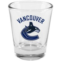 Vancouver Canucks 2oz. Primary Logo Shot Glass