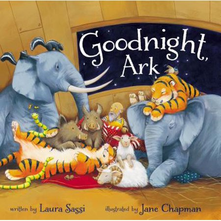 Ark Music Book - Goodnight Ark (Board Book)
