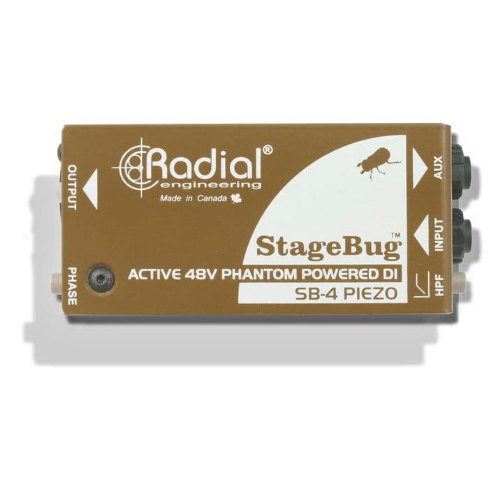 Radial StageBug��� SB-4 Piezo DI