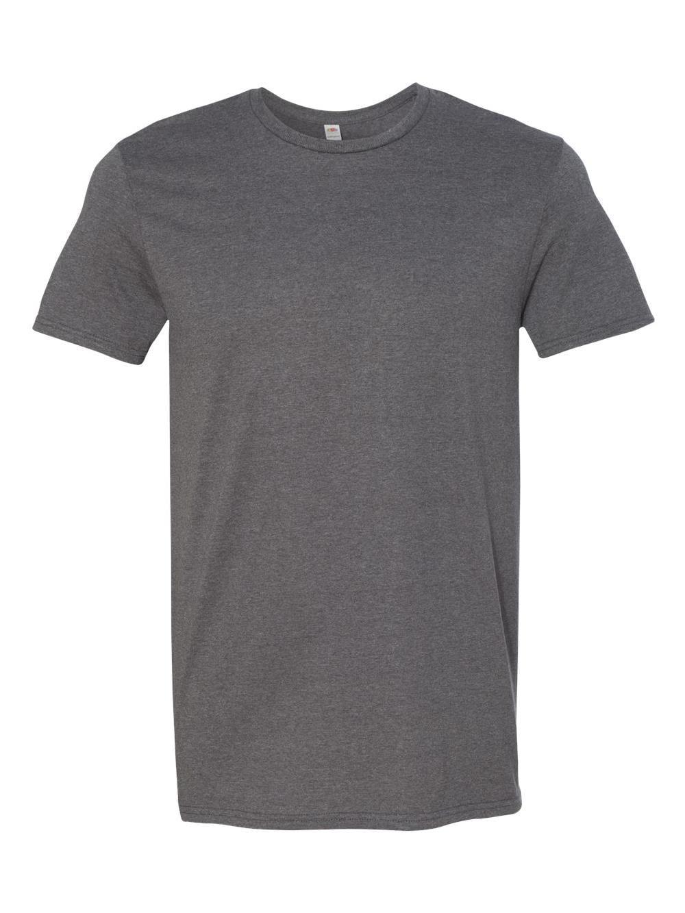 SF45R Fruit of the Loom Sofspun Crewneck T-Shirt