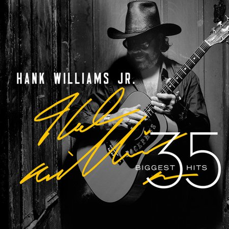 Hank Williams Jr. - 35 Biggest Hits (CD)