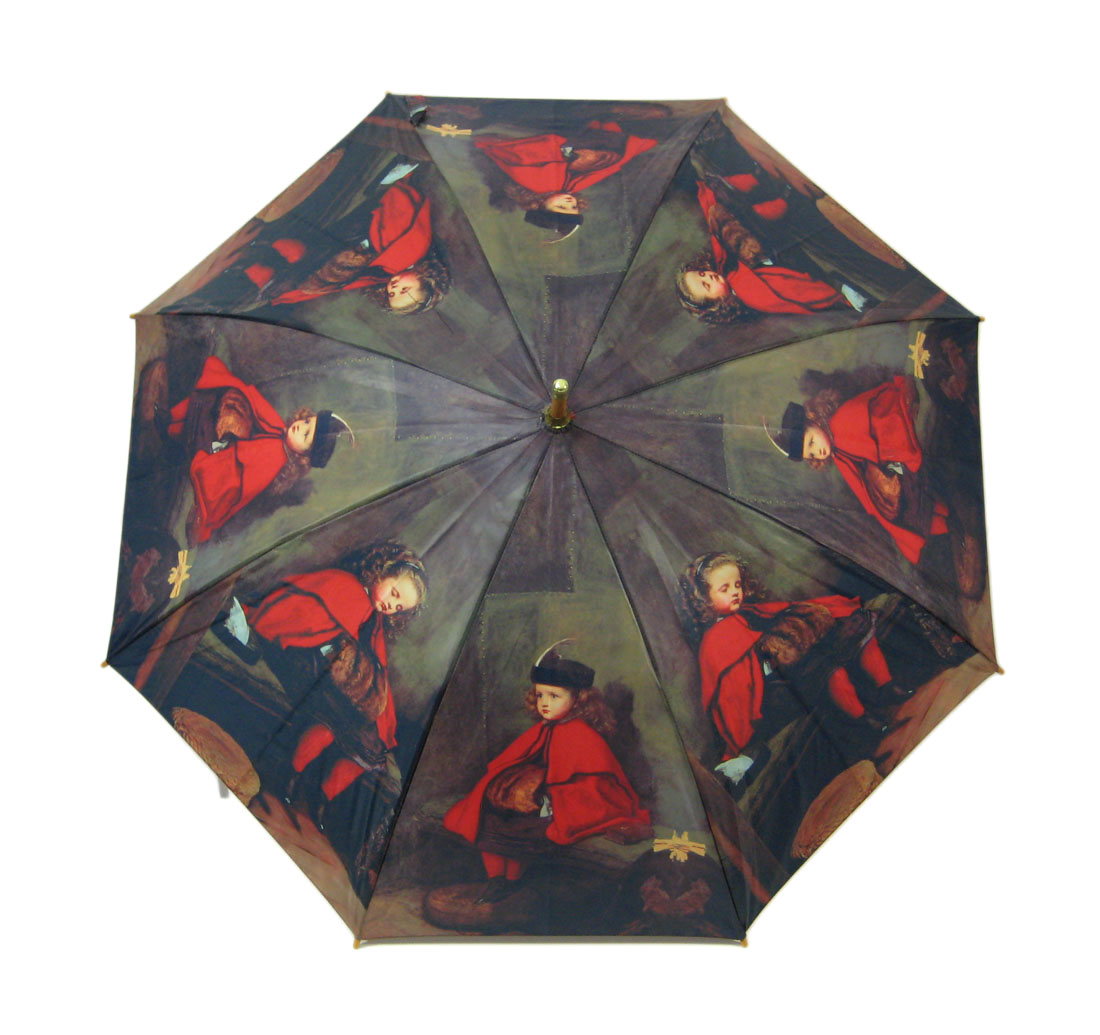 48 Inch `My First and Second Sermons` Bamboo Stick Umbrella by Pealra Inc.