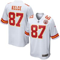 9c8a6d682a8 Product Image Travis Kelce Kansas City Chiefs Nike Youth Game Jersey - White