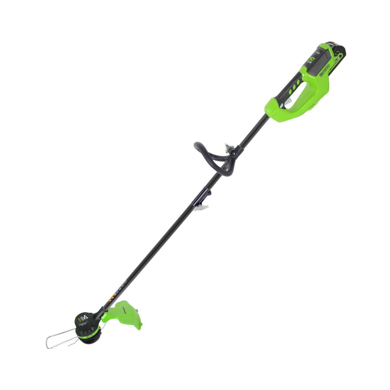 "Greenworks 14"" 40V Brushless String Trimmer, Battery Not Included ST40L00 by Sunrise Global Marketing, LLC"