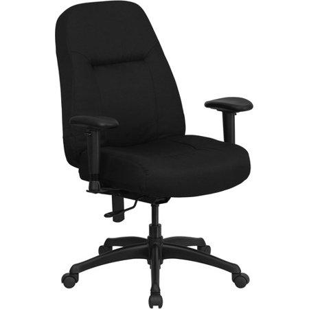 Flash Furniture Hercules High Back Big   Tall Office Chair  Black