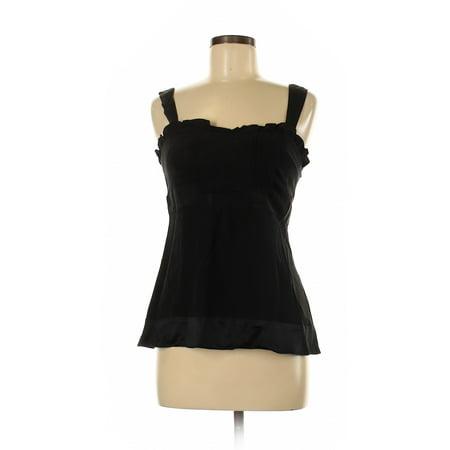 Pre-Owned Nanette Lepore Women's Size 6 Sleeveless Silk Top
