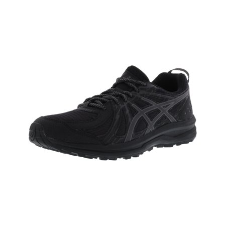 Asics Women's Frequent Trail Black / Carbon Ankle-High Running Shoe -