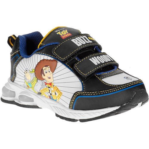 Disney - Toddler Boys' Toy Story 3 Light-Up Sneakers