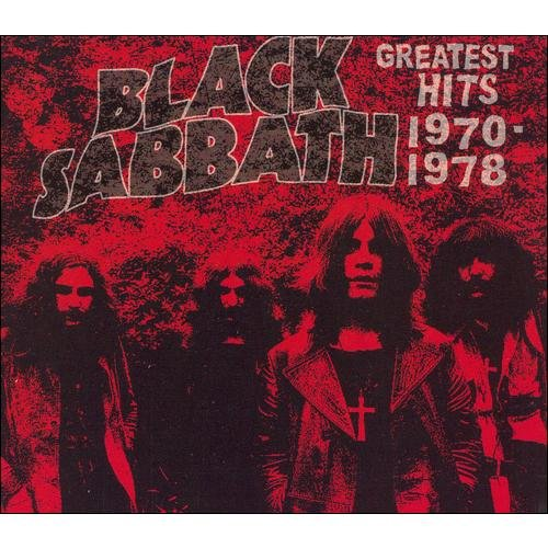 Black Sabbath - Greatest Hits 1970-1978 (CD)