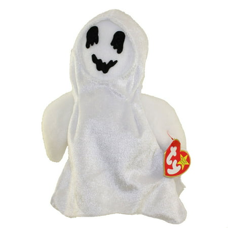 TY Beanie Baby - SHEETS the Ghost (7 inch)