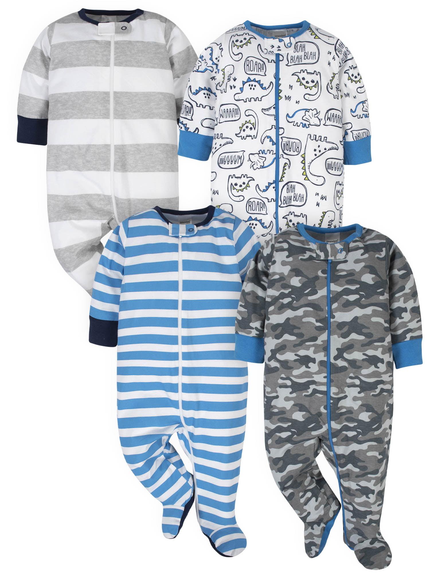 Onesies Brand - Onesies® Brand Newborn Baby Boys Sleep 'N ...