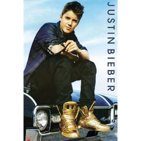 Justin Bieber Poster Amazing Shot New 24x36