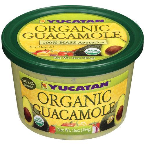 Yucatan Organic Guacamole, 16 oz