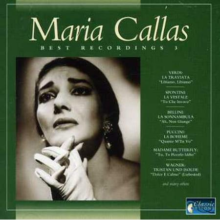 Vol. 3-Best Recording (CD)