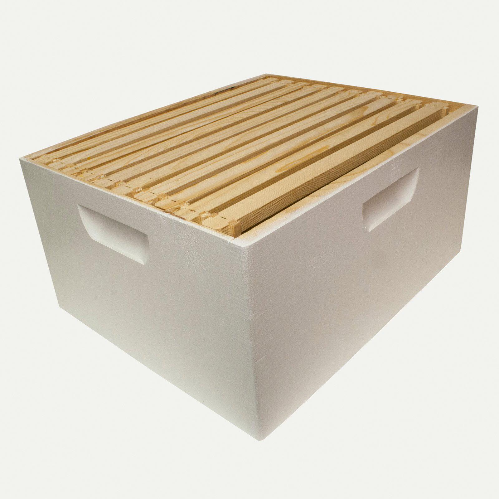 Harvest Lane Honey Complete Beehive Box