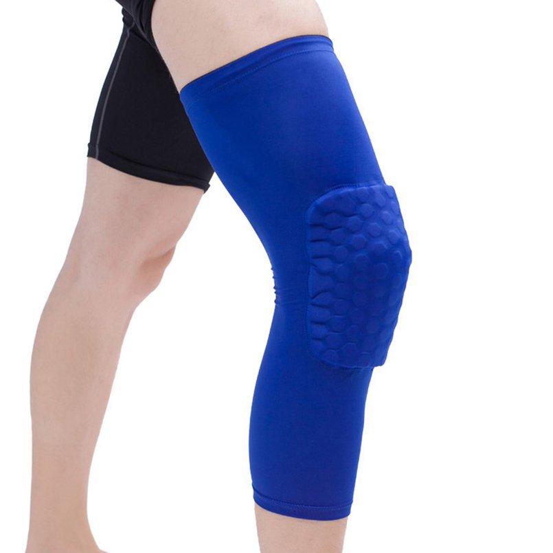 Knee Brace Honeycomb Sports Safety Tape Volleyball Basketball