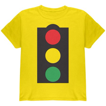 Halloween Related Items (Halloween Stoplight Costume Youth T)