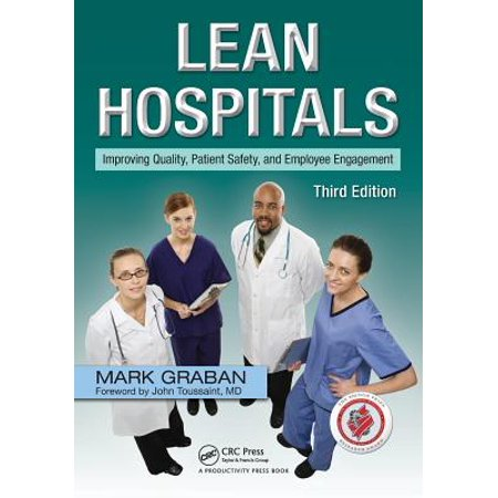 Lean Hospitals : Improving Quality, Patient Safety, and Employee - Hospital Patient Halloween Makeup
