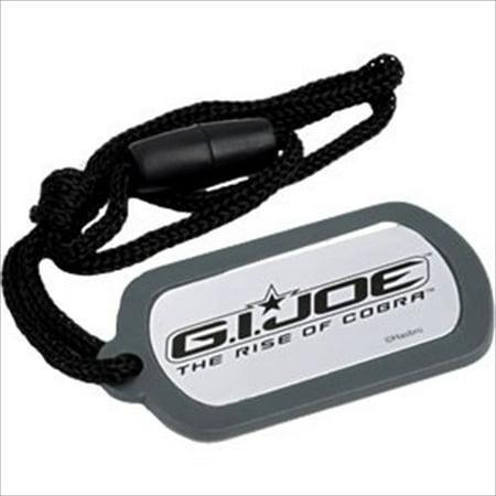 G.I. Joe 'Rise of Cobra' Dog Tags - Rise Dot