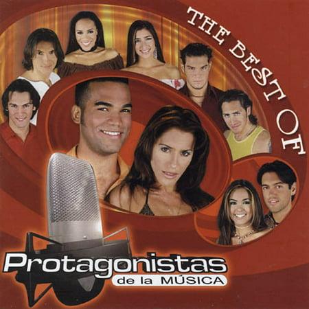Best Of Protagonistas De La Musica, Vol.2, The (Best La Fitness In La)