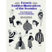 French Fashion Illustrations of the Twenties - eBook