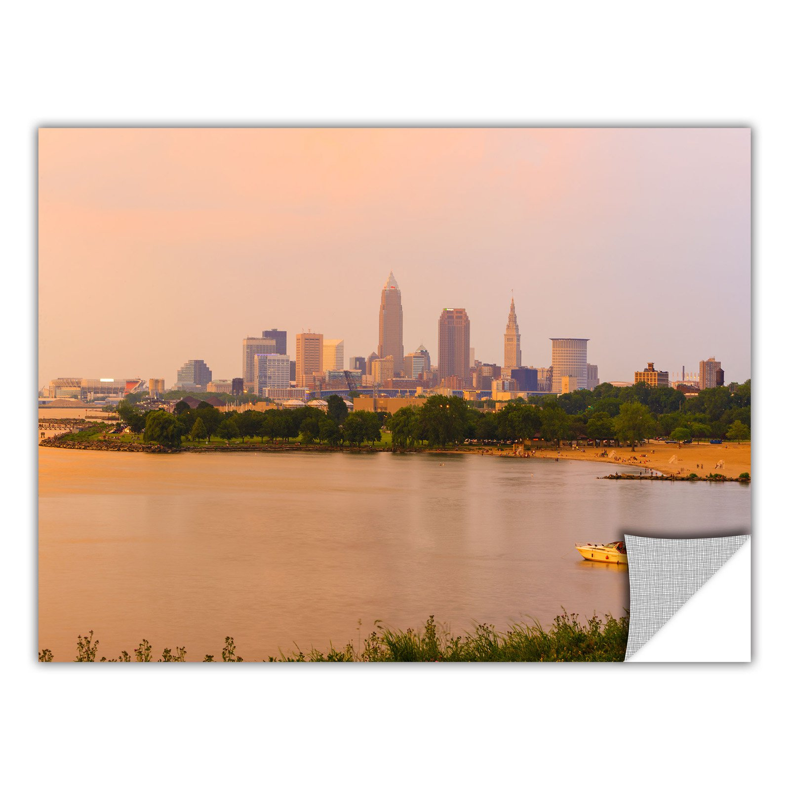 "Cody York ""Cleveland 19"" Removable Wall Art Graphic"