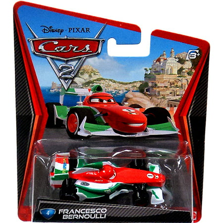 Disney Cars Main Series Francesco Bernoulli Diecast Car Walmart Com