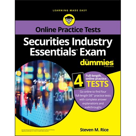 Securities Industry Essentials Exam for Dummies with Online