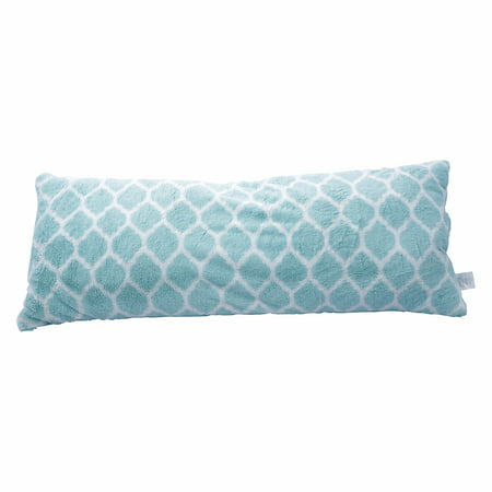 Your Zone Trellis Patterned Body Pillow