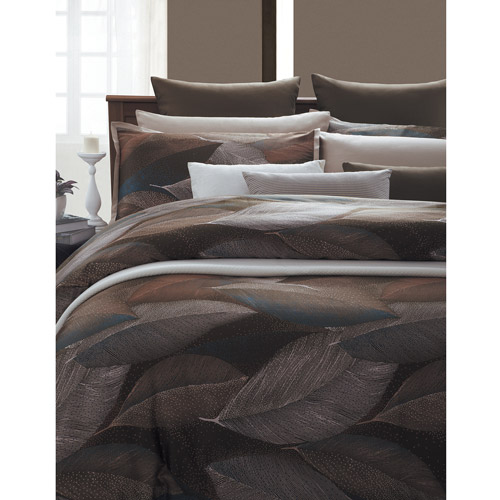 Autumn Again by EverRouge 300-Thread-Count Bedding Duvet Set