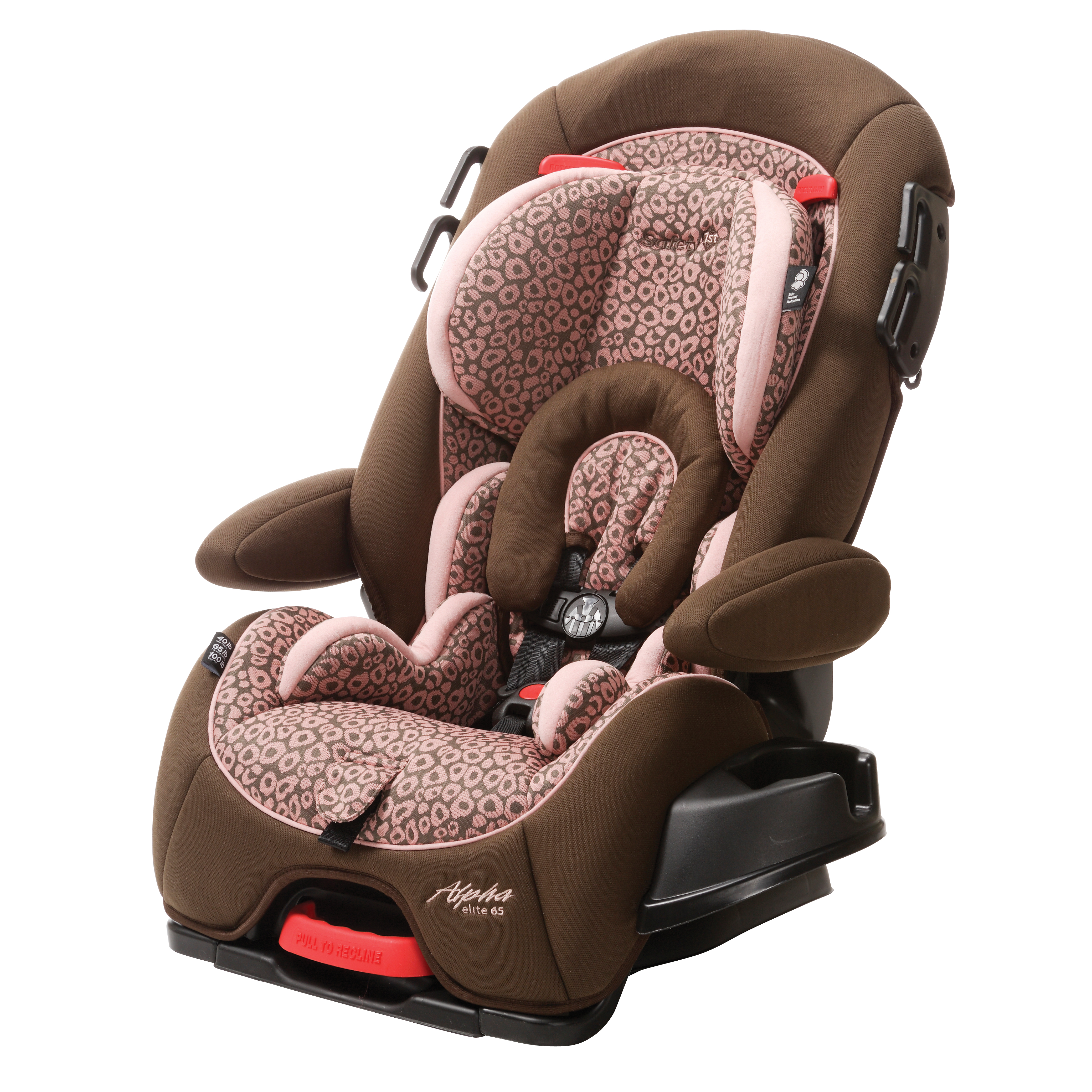 Safety 1st Alpha Elite 65 3-in-1 Convertible Car Seat, Callie