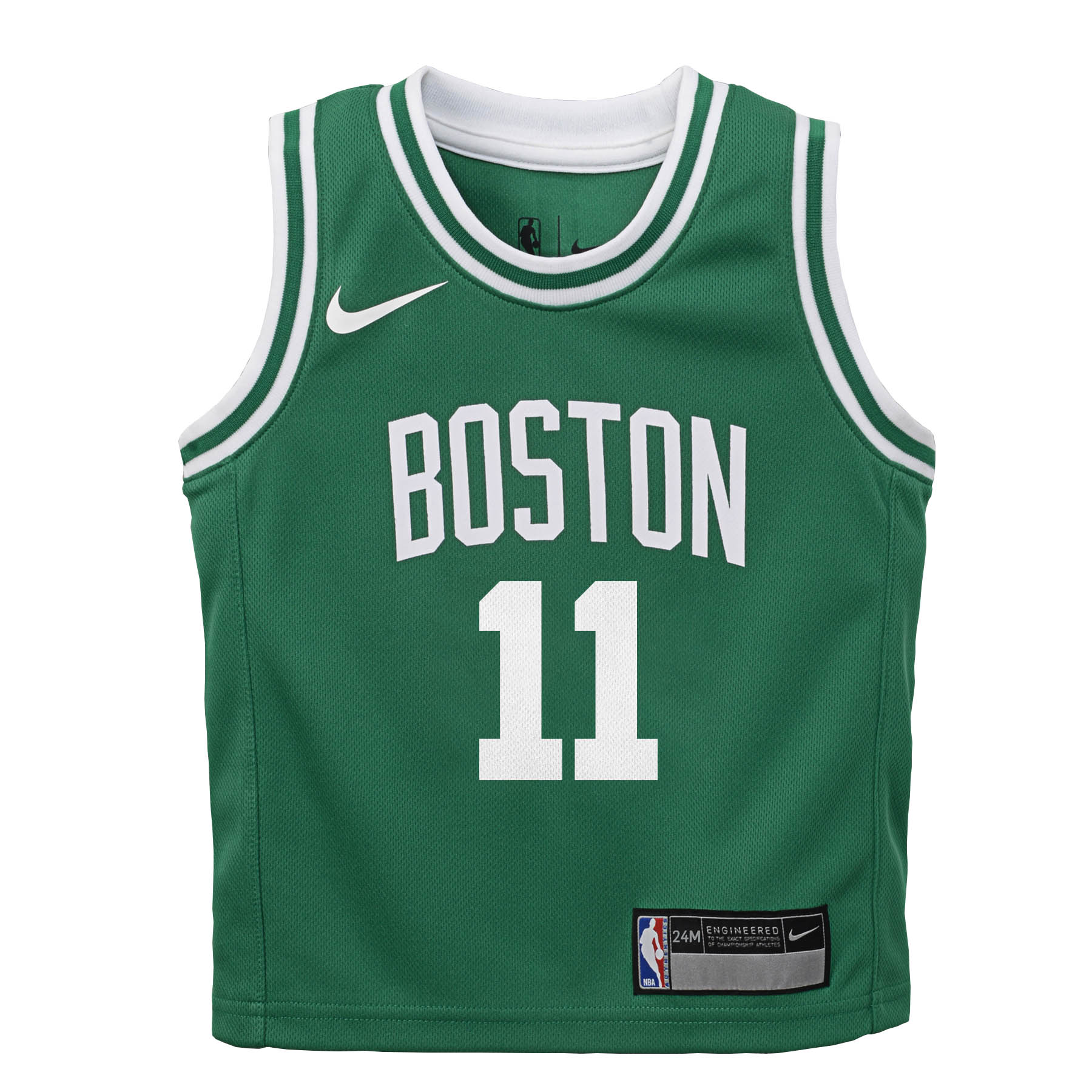 outlet store eb18c 22178 Kyrie Irving Boston Celtics Nike Infant Icon Replica Jersey - Kelly Green