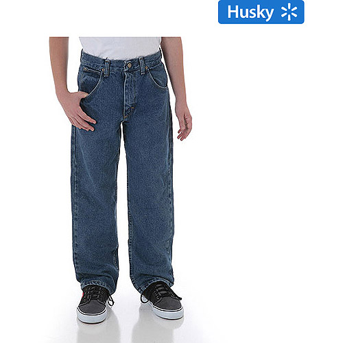 The chest measurement of a boys in JC Penney's Husky department is only 35