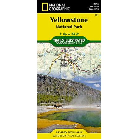 Yellowstone National Park: 9781566952958