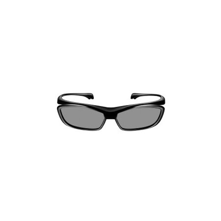 Panasonic VIERA TY-EP3D10UB Passive Polarized 3D - Diy 3d Glasses