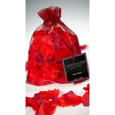 Bed Of Roses Rose Petals, Valentine's Day Rose Petals ()