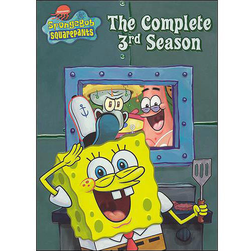 SpongeBob SquarePants: The Complete Third Season (Full Frame)