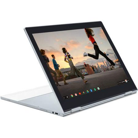 "Google Pixelbook 2-in-1 12.3"" Touchscreen LCD High-Performance Chromebook, Intel 7th Generation Core i5, 8GB Memory, USB-C, B"