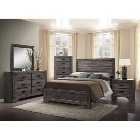 cambridge drexel panel 5 piece bedroom set