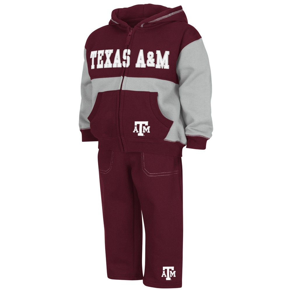 Infant Toddler Texas A&M Aggies Hoodie and Pants Set