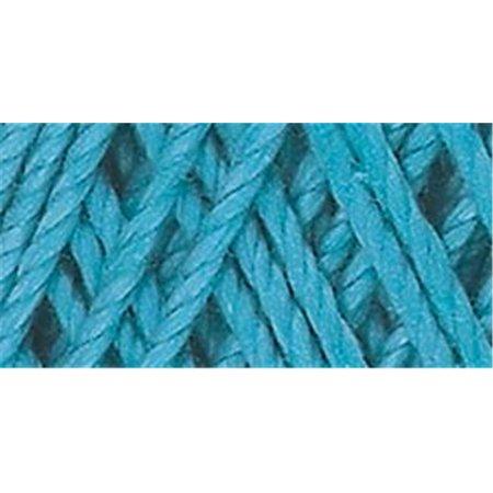 - Crochet & Floss 296903 Aunt Lydias Fashion Crochet Cotton Size 3-Warm Teal